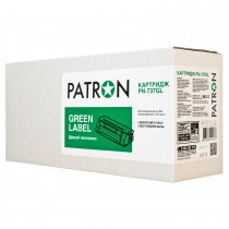 КАРТРИДЖ CANON 737 (PN-737GL) PATRON GREEN Label