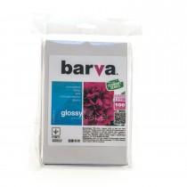 ФОТОБУМАГА BARVA Economy Глянцевая 230 г/м2 10x15 100 л (IP-CE230-218)