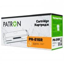 КАРТРИДЖ CANON E16 (PN-E16R) PATRON Extra