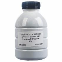 ТОНЕР HP LJ P1005/1606 ФЛАКОН 60 г (UT1917) (21054) MK Imaging/DC Select
