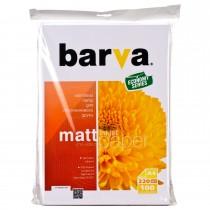 ФОТОБУМАГА BARVA Economy Матовая 220 г/м2 A4 100 л (IP-AE220-207)