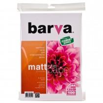 БУМАГА BARVA Economy Series Матовая 120 г/м2 A4 100 л (IP-AE120-129)