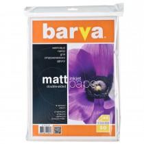 ФОТОПАПІР BARVA Двосторонній Матовий 190 г/м2 A4 50 арк (IP-B190-057)
