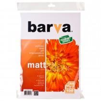 БУМАГА Матовая A4 100 л IP-AE090-131 Economy BARVA