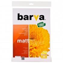 ФОТОПАПІР BARVA Economy Матовий 220 г/м2 A4 20арк (IP-AE220-209)