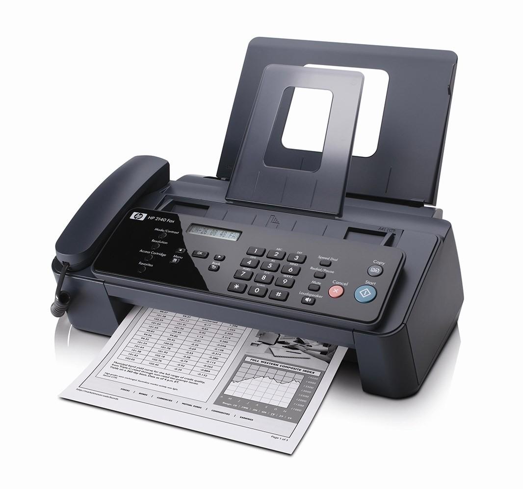 Ремонт факса на термопленке (Рем II)