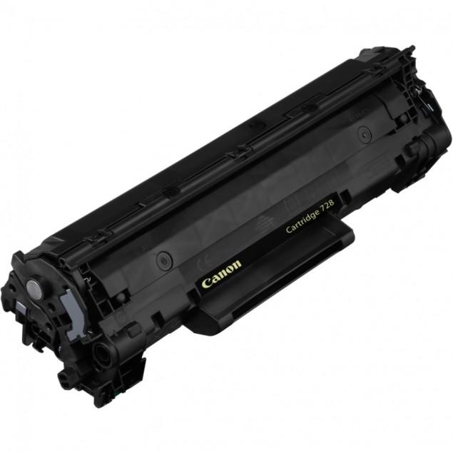 Заправка картриджа Canon MF-4410 / 4430 / 4450 / 4550 / 4570 / 4580, FAX - 150 / 170 (Cartridge 728)