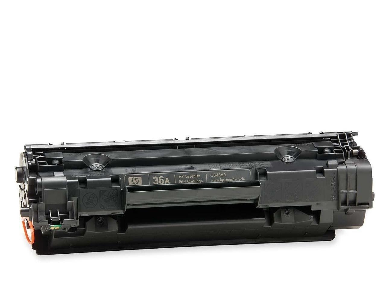 Заправка картриджа HPLaserJet-M1120 / M1522 / P1505 (CB436A)