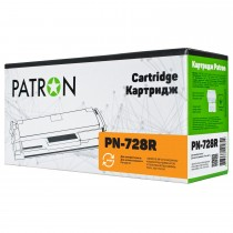 КАРТРИДЖ CANON 728 (PN-728R) PATRON Extra