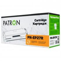 КАРТРИДЖ CANON EP-27 (PN-EP27R) PATRON Extra