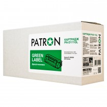 КАРТРИДЖ SAMSUNG MLT-D111S (PN-D111GL) (SL-M2020) PATRON GREEN Label