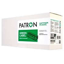КАРТРИДЖ HP LJ CF283A (PN-83AGL) PATRON GREEN Label