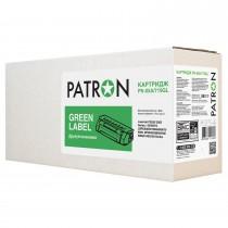 КАРТРИДЖ HP LJ CE505A/CANON 719 (PN-05A/719GL) PATRON GREEN Label