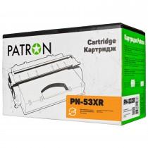 КАРТРИДЖ HP LJ Q7553X (PN-53XR) PATRON Extra