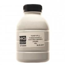 ТОНЕР HP LJ Универсальный LJ 1010/1200/1160/P4015 ФЛАКОН 100 г (HG206) HG toner