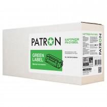 КАРТРИДЖ SAMSUNG MLT-D108S (PN-D108GL) (ML-1640) PATRON GREEN Label