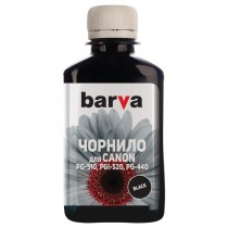 ЧОРНИЛО CANON PGI 520/PG 510 MG2140/MP230/MP250/MP280 BLACK 180 г C520-250 BARVA