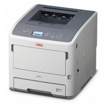 Лазерный принтер OKI B731DNW А4 с Wi-Fi